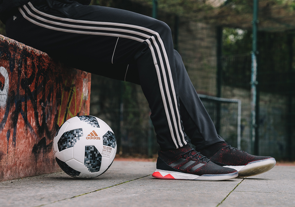 best sneakers 7870a b38c1 Adidas announced today that it will be re-launching one of the most iconic  cleats in soccer, the adidas Predator. The new adidas Predator 18+ will  release ...