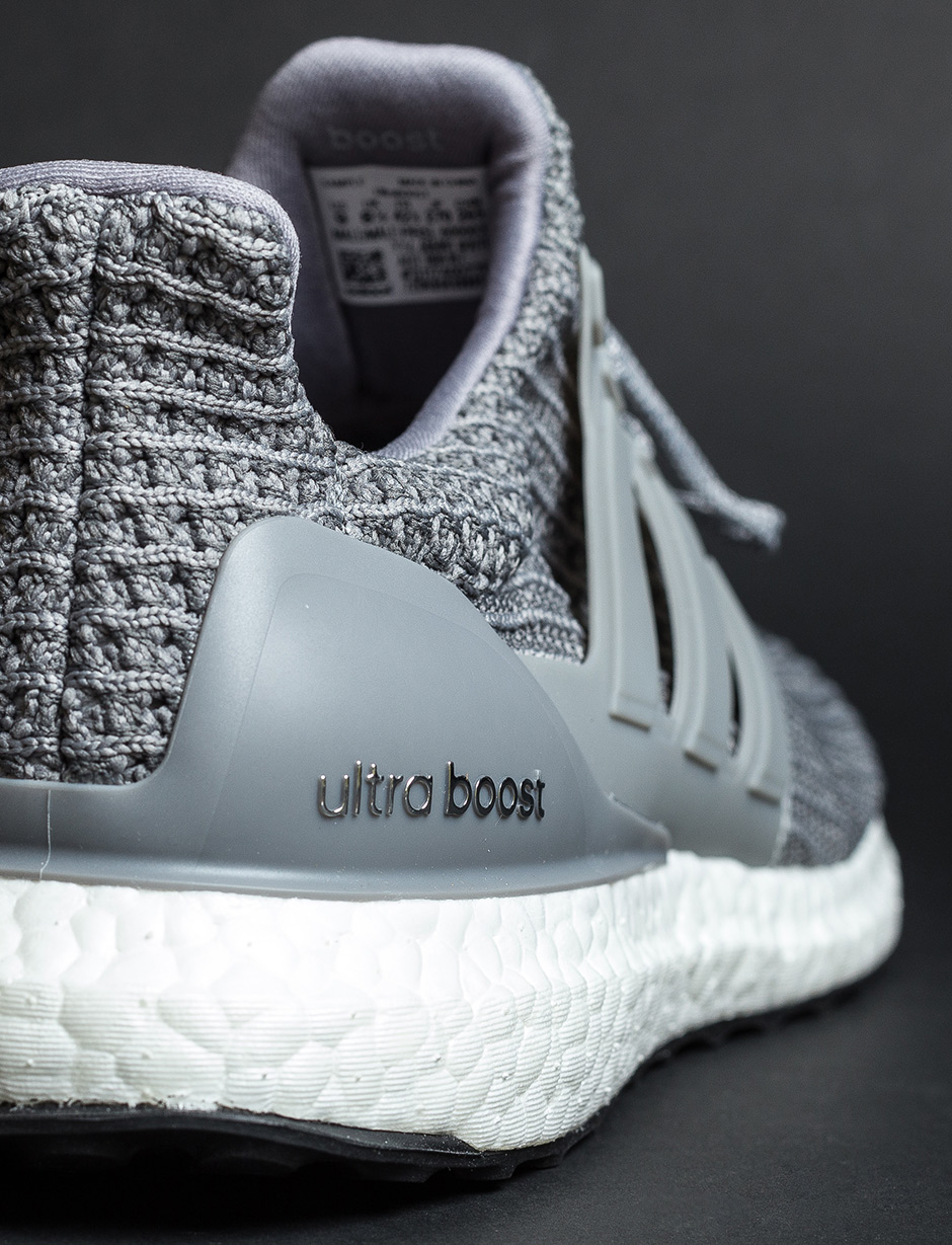 the latest c7937 d12d2 adidas Ultra Boost 4.0 White Glow in the Dark Shoes For sale