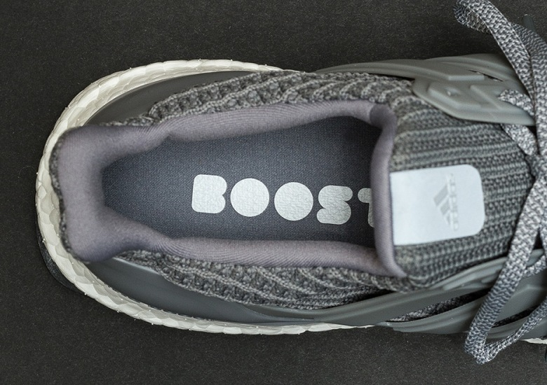 91adaa44856 The adidas Ultra Boost 4.0 Introduced New Primeknit Pattern And BOOST Logo