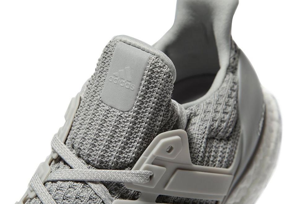 Adidas Ultra Boost 4,0 Grå Fire