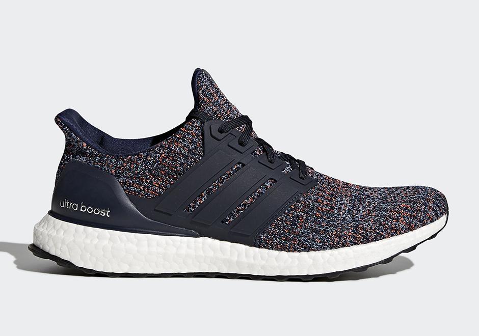 Adidas Ultra Boost 4,0 Flerfarget