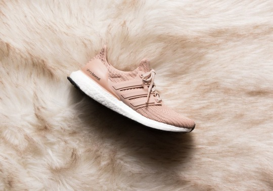 "adidas Ultra Boost 4.0 ""Champagne Pink"" Releases This Thursday"