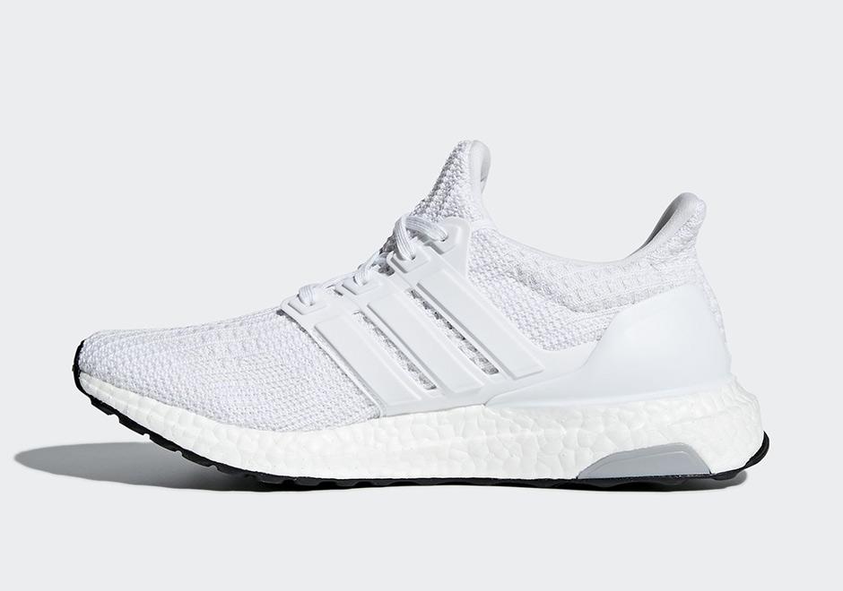 Adidas De Los Hombres Blancos Ultraboost 4.0 x84qCiYq