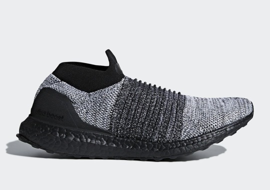 adidas Ultra BOOST Laceless Appears With Black Soles
