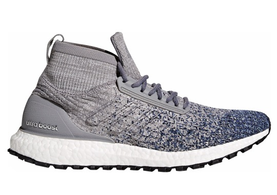"adidas Ultra Boost Mid ATR ""Indigo Ink"" Releasing On November 30th"
