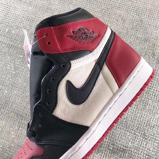 Nike Air Jordan Retro 1 Alta Og Nero / Ragno Grigio E0HEPLPr7