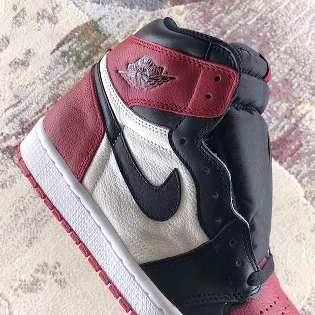 separation shoes 45212 e7543 Air Jordan 1 Retro High OG Bred Black Toe Potential Release ...