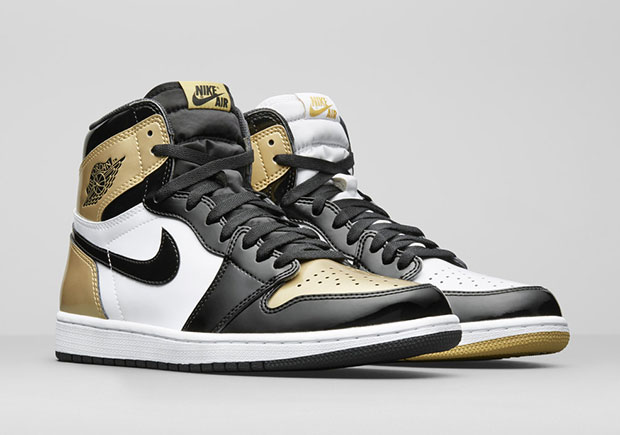 "975d9abff8b665 Air Jordan 1 ""Top 3"" Chaos At NikeLab 21 Mercer Forces Cancelled Release"