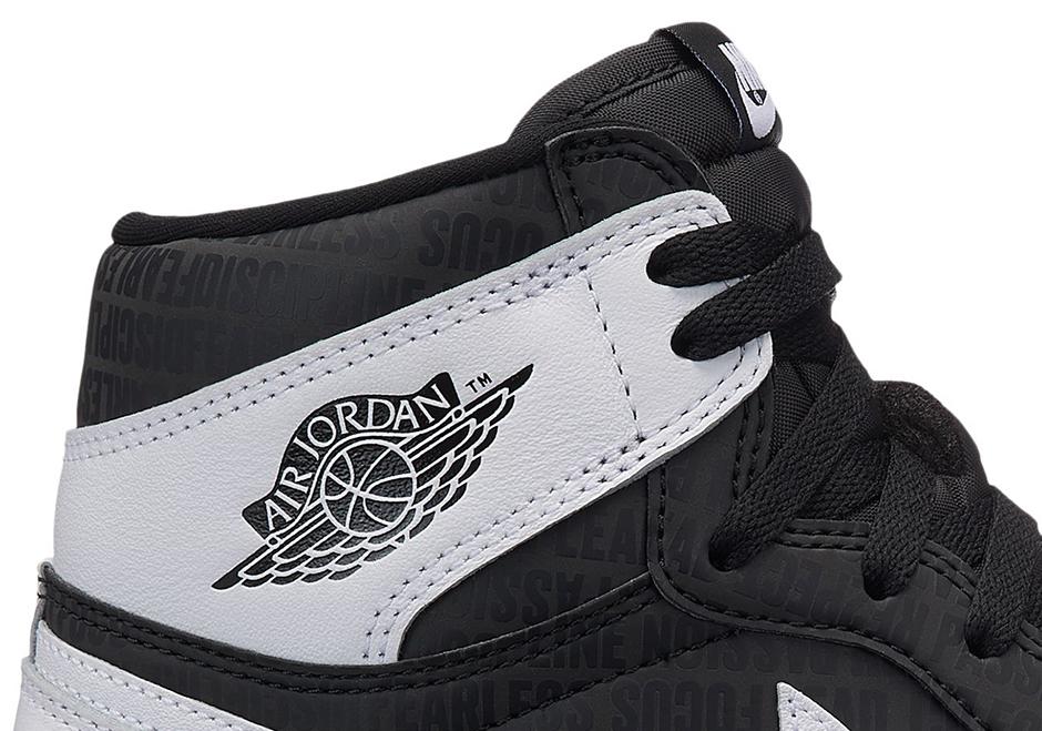 """34c2073b89e Update  The Air Jordan 1 RE2PECT in """"Black White"""" releases on November  18th"""