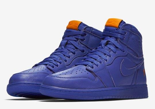 "Air Jordan 1 ""Gatorade"" In Grape Inspired ""Rush Violet"" 4e570f6e4"
