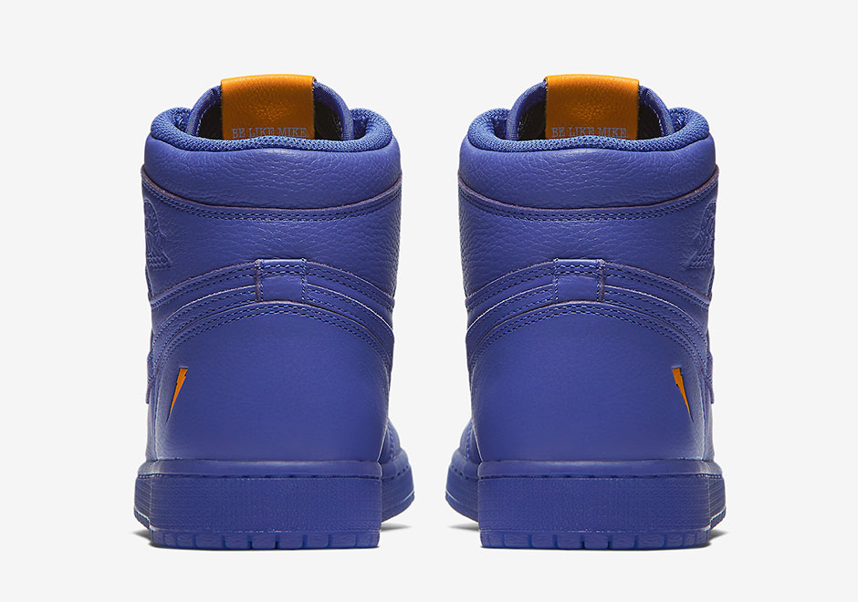 371394f3ff3487 Air Jordan 1 Gatorade Rush Violet AJ5997-555 Release Details ...