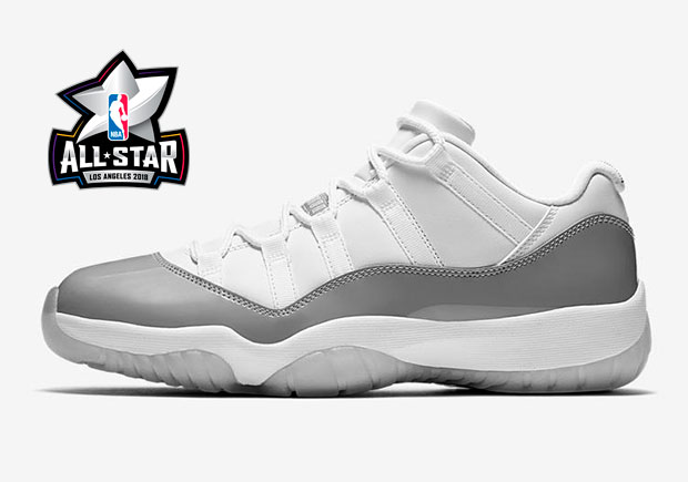 Air Jordan 11 Low Potentially Releasing During All-Star Weekend 2018