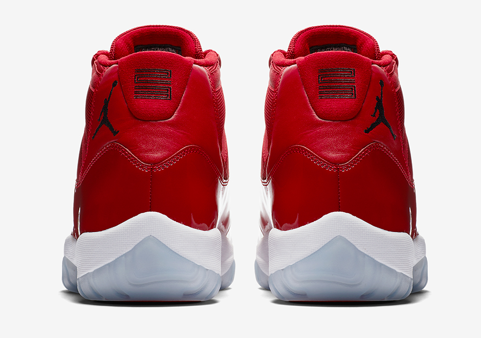 afdfa08f9e31bc Air Jordan 11 Retro Win Like 96 Release Official Images + Release ...