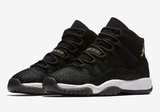 Full Release Details For The Air Jordan 11 Heiress