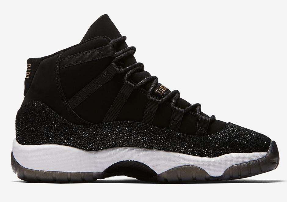 Air Jordan 11 Heiress Full Release