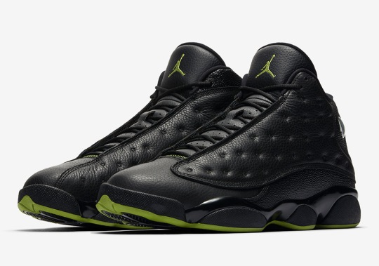 """Official Images Of The Air Jordan 13 """"Altitude"""""""