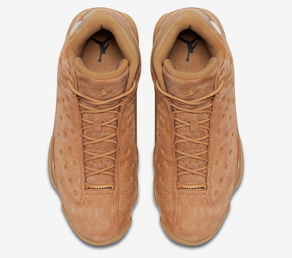 9ad9b38c8f56a1 Jordan 13 Wheat - Official Release Info
