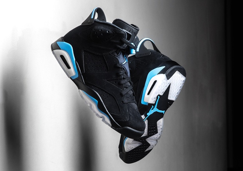 """2c744293d75b95 The """"Win Like  82"""" Storyline Continues With The Air Jordan 6 """"UNC"""""""