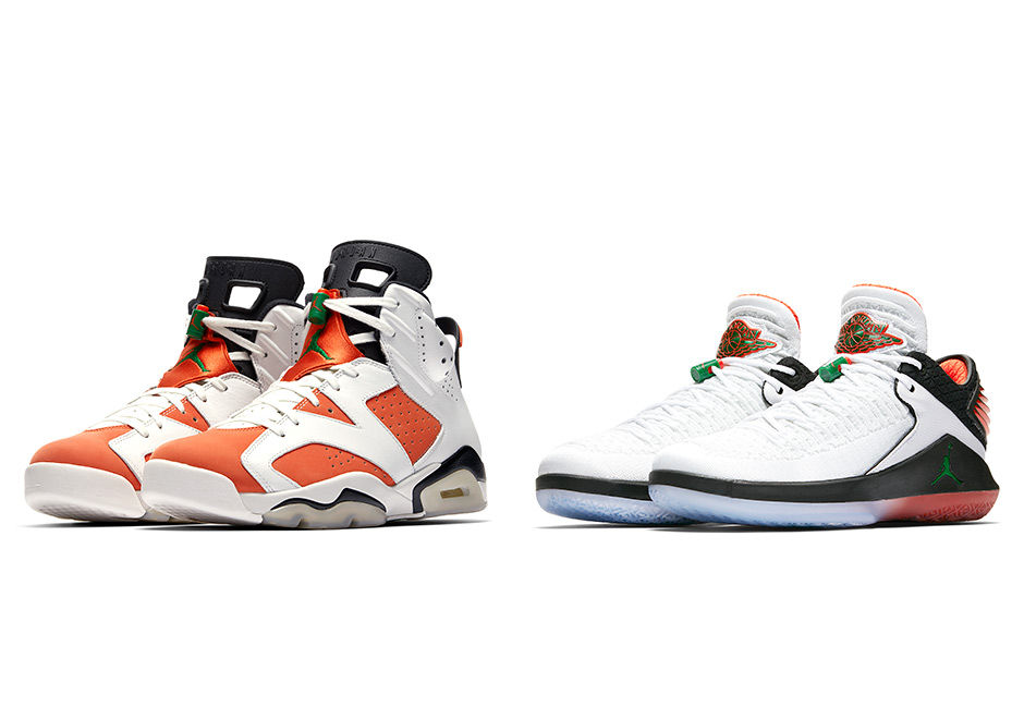 "Official Images Of The Air Jordan ""Be Like Mike"" Pack"