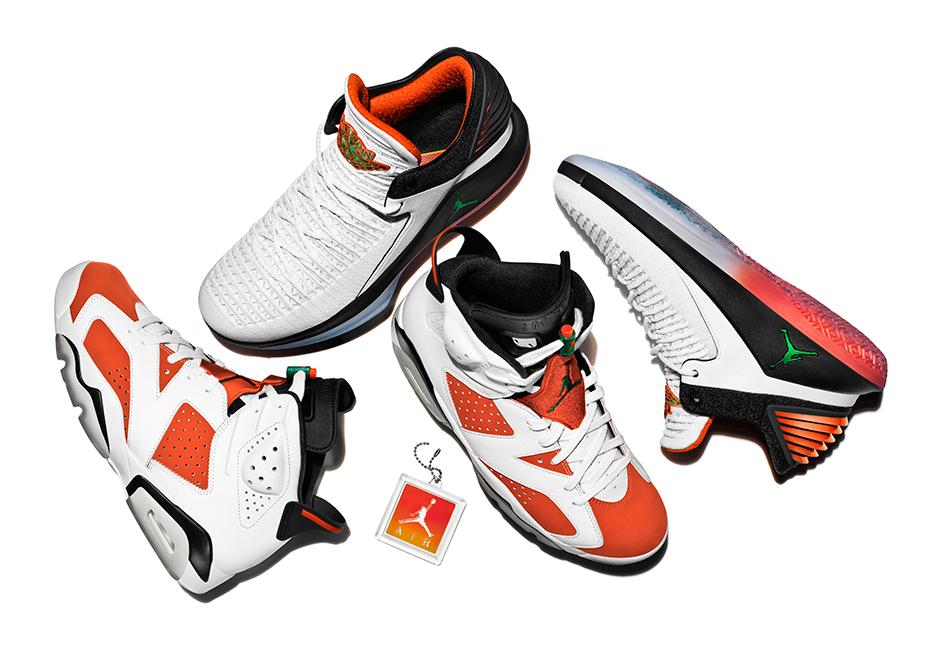 96ff34455940 Air Jordan Gatorade Be Like Mike - Official Photos + Release Date ...