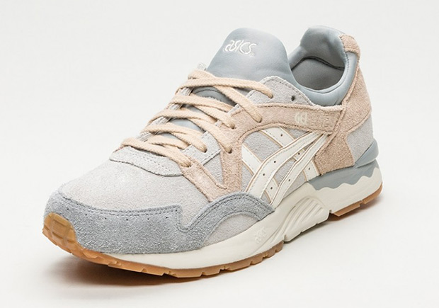 GEL-LYTE V - Sneaker low - glacier grey/cream Factory Outlet Günstig Online Pn1JHBk