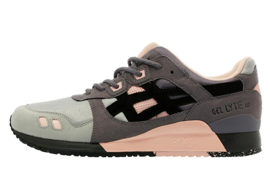 WOEI and ASICS Tiger Team Up With Another GEL-Lyte III Collaboration