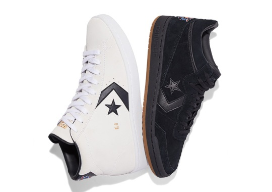 """Pro Skater Al Davis And Converse Set To Release The """"Court Pack"""""""