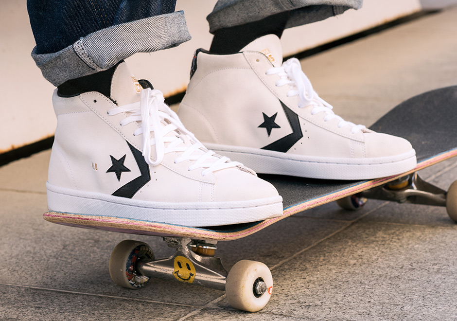 "cac9b5a36d5c ... Pro skater Al Davis is teaming up with Converse to release the ""Court  Pack"" Al Davis x Converse ""Court Pack"" Available Now at Converse 85 ..."
