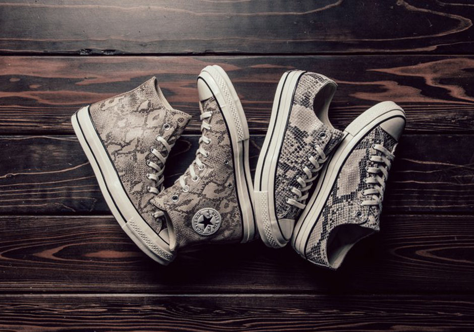22328d0af771 Converse Chuck Taylor All Star 70 Snakeskin Pack Available Now ...