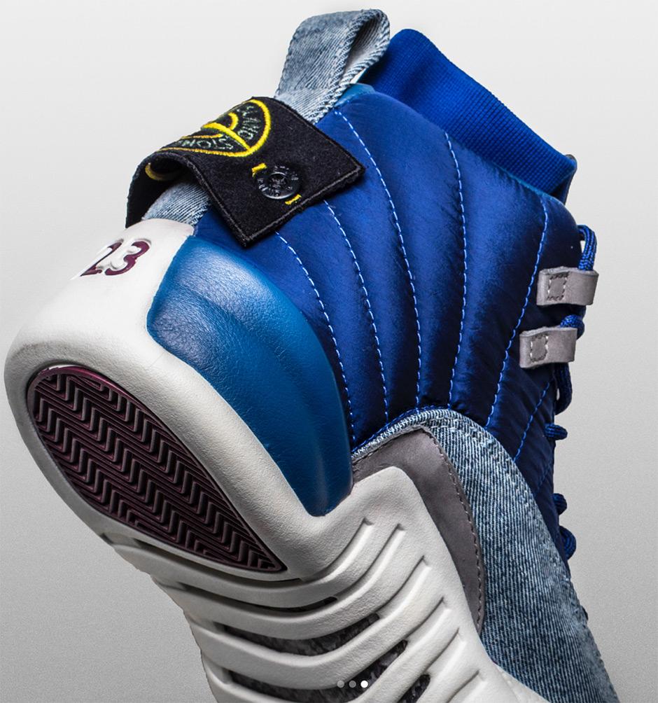 Drake Shoe Surgeon Custom Air Jordan 12