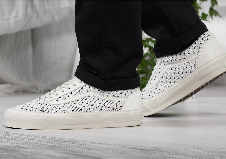71939319e3e END x Vans Old Skool LX Nordic Wool Release Details + Photos ...