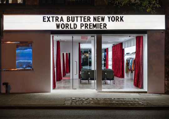 Extra Butter Celebrates 10 Year Anniversary With Remodeled Lower East Side Store