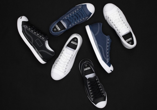 Fragment Design x Converse Jack Purcell Modern Releases On November 11th