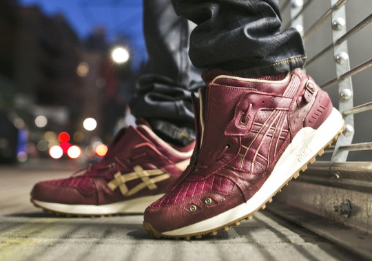 The Ghostface Killah x Extra Butter x ASICS GEL-Lyte MT Releases Online Tomorrow