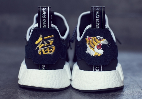 Invincible And NEIGHBORHOOD Inject Asian Heritage And Influence Into The adidas Consortium NMD R1