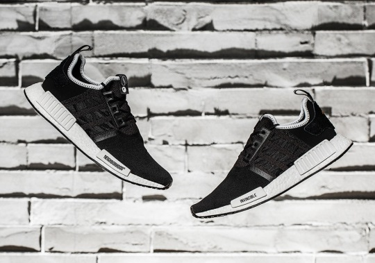 The Invincible x Neighborhood x adidas NMD R1 Launches On Black Friday