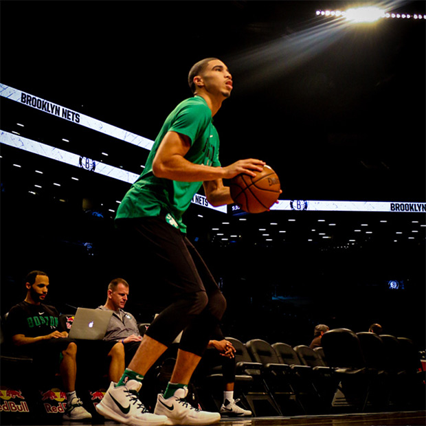 Nike Kyrie 3 Jayson Tatum PE