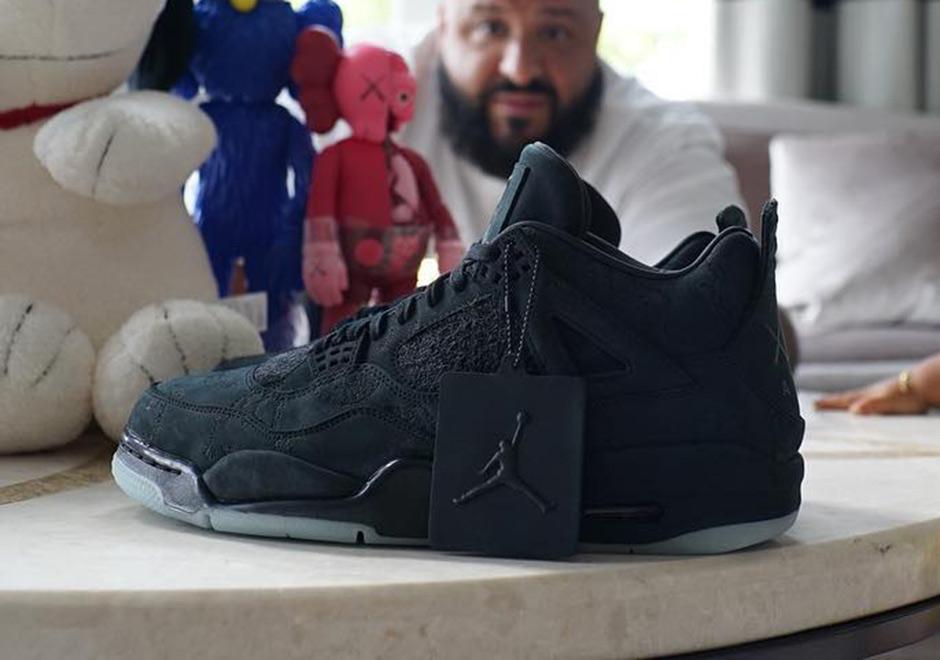 """0ea90cfd1298 Air Jordan 4 """"KAWS"""" Release Date  November 27"""