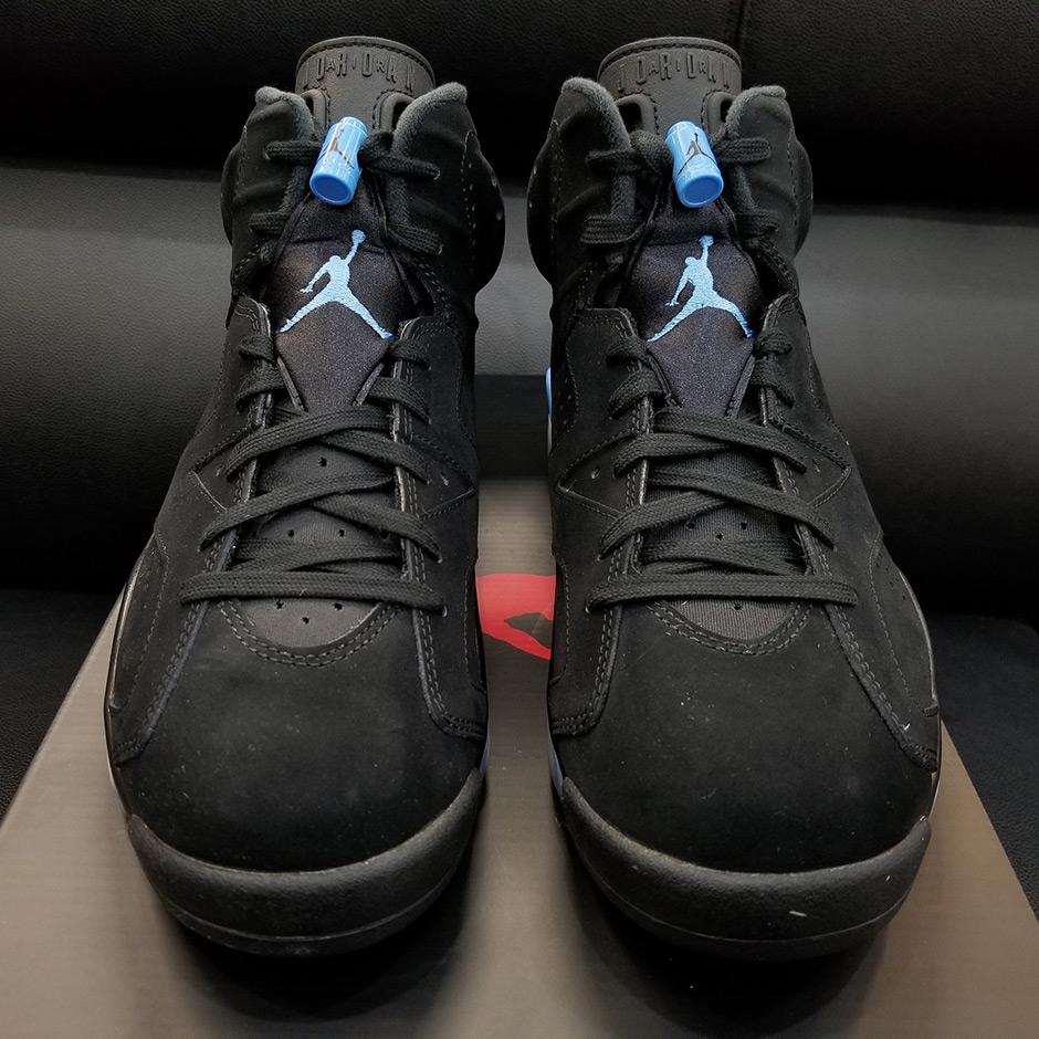Air Jordan 6 Dimensioni Unc 11 DPStfJmY