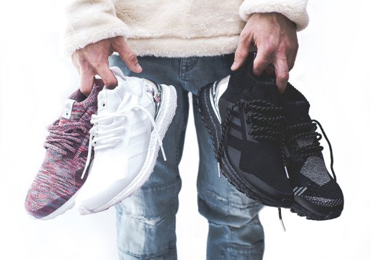 KITH Launches Mega Ultra Boost Giveaway To Celebrate New Mobile App