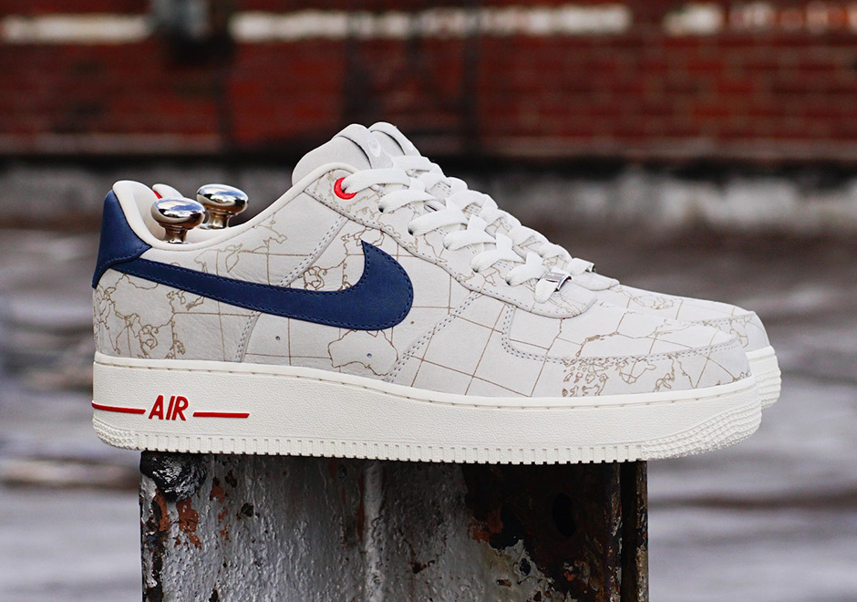 air force 1 nike limited edition