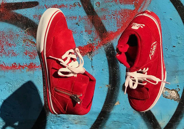 b604aaebab Following the successful first release of a capsule collaboration with Vans  last month
