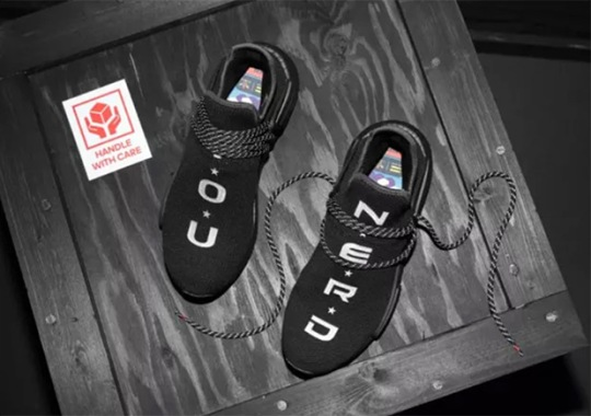 N.E.R.D. x adidas NMD Hu Releasing At Complex Con