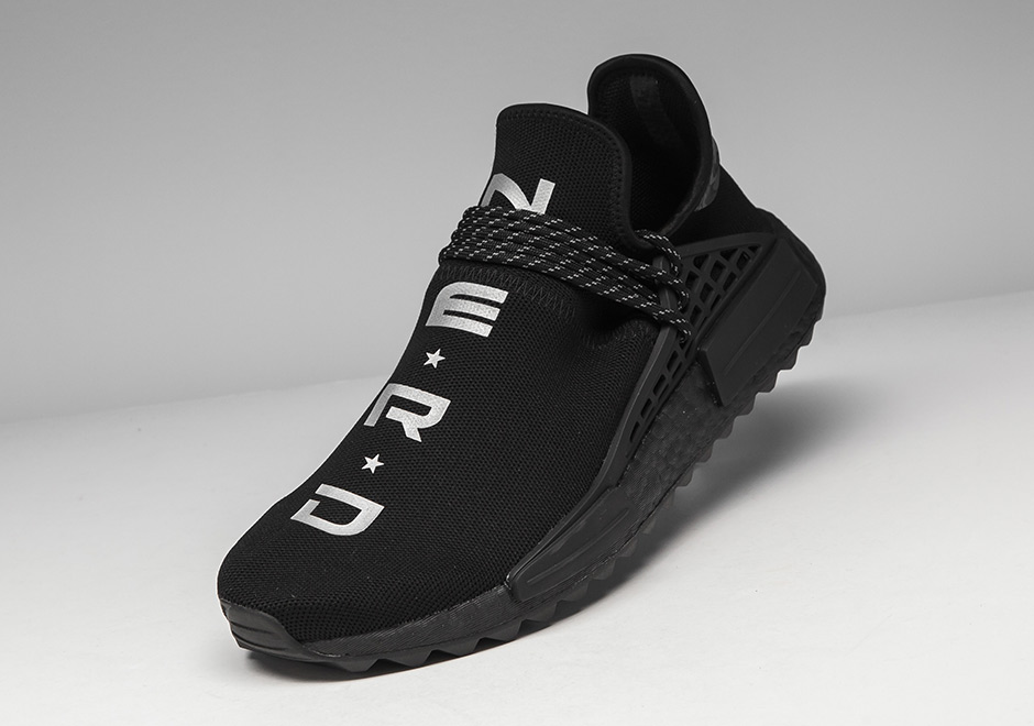 Pharrell Williams Shoes x Adidas NMD Human Race blue white Store
