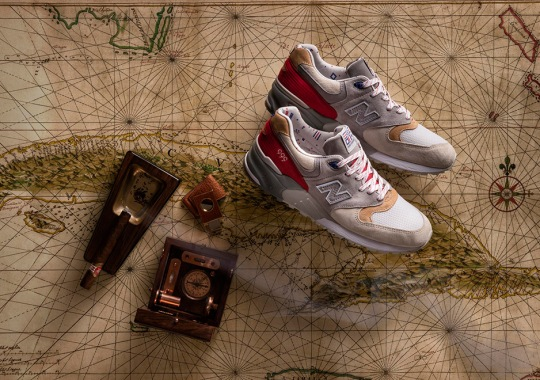 "Concepts And New Balance Restock Past Collaborations Including The ""Hyannis"""