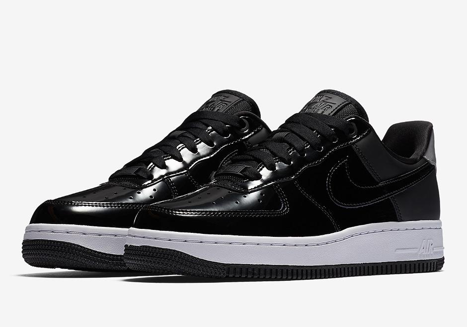Nike Air Force 1 Low 'Black Patent'