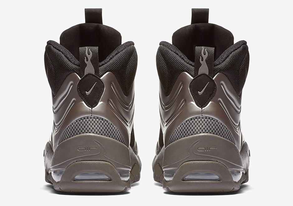 65da77b4dc170 Color  Black Black Black Anthracite Style Code  618056-001. Advertisement. Nike  Air Bakin  Posite  225. Style Code  618056-002