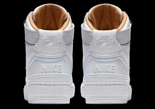 Don C's Nike Air Force 1 Collaboration Releases On December 1st