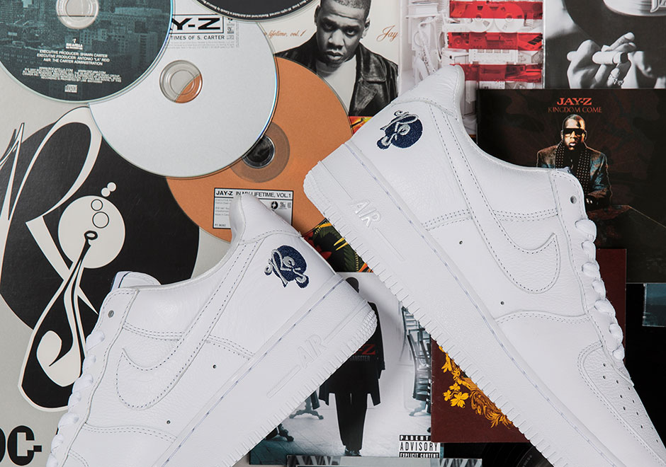 """Nike Air Force 1 Low """"Rocafella"""" Releases This Thursday"""