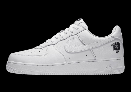 """Nike Air Force 1 Low """"Roc-a-fella"""" Releases On November 30th"""